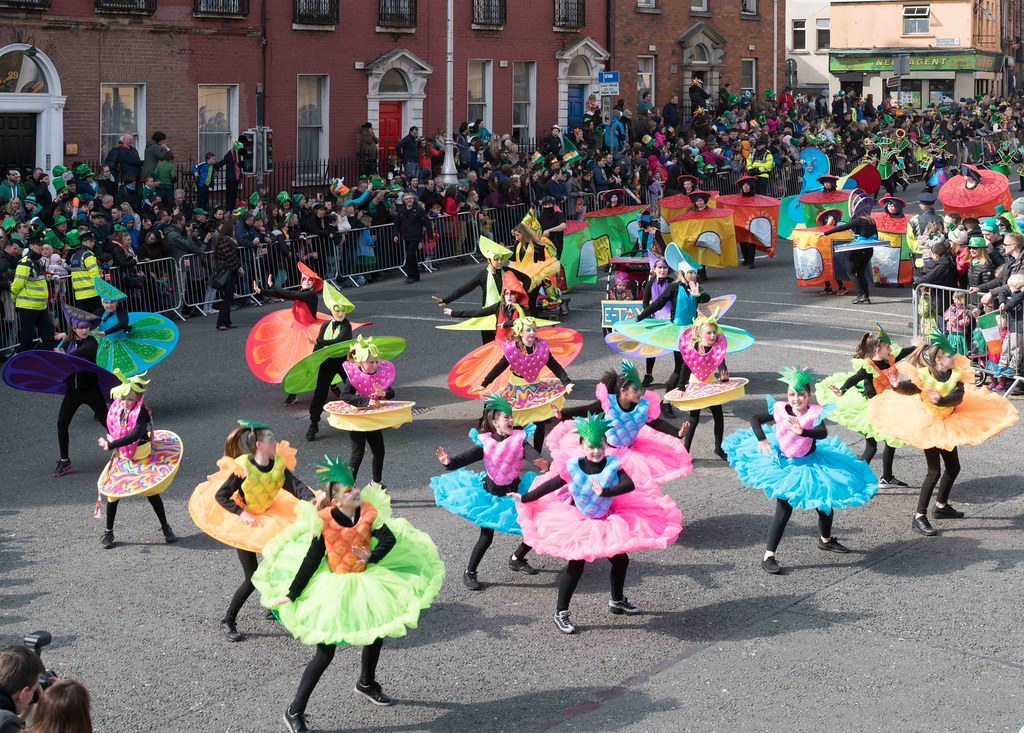 ARTISTIC AT THE ST. PATRICK'S DAY PARADE [MARCH 17 2016]--112467