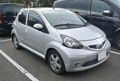 tamttd16070b (tanayan) Tags: car japan museum club cg nikon automobile toyota   aichi j1 ttd nagakute aygo jananese    cgclub