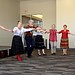 Omaha Folk Dancers perform
