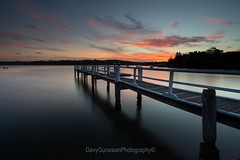 Kyle Bay Sunset (davywg) Tags: sunset canon jetty hitech cpl nisi gnd connellspoint kylebay rgnd lucroit