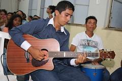 Tocando a violo como So Francisco Solano 088 (vandevoern) Tags: brasil maranho simpatia misso bacabal vilafreisolano vandevoern contgio sofranciscosolano
