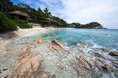 IMG_8962_edited-1 (Lauren :o)) Tags: ocean blue sea sky beach water landscape thailand island paradise kohtao turtleisland desertisland