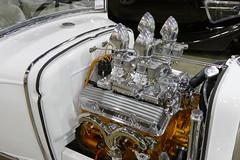 1931 Ford coupe (bballchico) Tags: ford 1931 engine national hotrod chopped coupe sepe roadster awardwinner 5window showgnrs elvinosgrand alteredstreetrodcoupepre35 2016robin