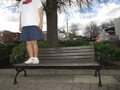 Bench Monday: Franklin Edition (pikespice) Tags: headless bench geotagged geotag decapitated hbm sooc 10millionphotos benchmonday