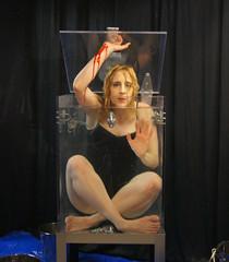 Houdini Girl does it again! (Dayle Krall:Most Accomplished Female Escape Artist) Tags: houdini waterescape richardsherry daylekrall ladyhoudini sherryandkrallmagic thehoudinigirl