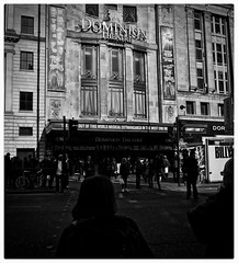 London Show (denny57uk) Tags: street uk london photography streetphotography waroftheworlds peoplewatching londonshow dominiontheatrelondon sonynex5 sonynex5r
