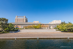 Mansudae Fountain Park (reubenteo) Tags: city democracy scenery war communist communism kimjongil socialist metropolis socialism northkorea pyongyang dprk reunification kimilsung kimjongun