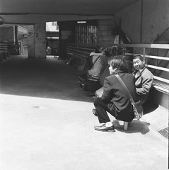 000006 (Daniel-wayne) Tags: street old film photography town hasselblad hp5 28 80 ilford planar guanzhou 503cx