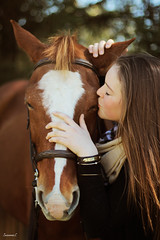 (suzcphotography) Tags: portrait horse girl canon 50mm march spring pony equestrian equine t3i