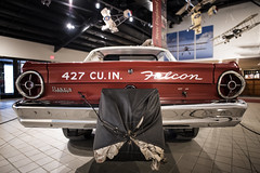 """1965 Ford Falcon """"Wild Child"""" Drag-Racer @ the Owls Head Transportation Museum (Jonmikel & Kat-YSNP) Tags: select"""