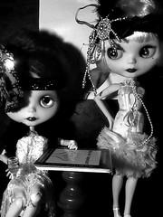 Daisy Buchanan & Maggie/Madame Nadezda