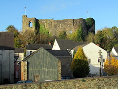 Photo of Haverfordwest Castle