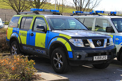 South Yorkshire Police Nissan Pathfinder Tactical Support Group (PFB-999) Tags: car support nissan 4x4 south yorkshire group police vehicle leds grilles pathfinder unit tactical tsg lightbar syp yj59lfz
