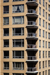 Corner Units (Jack Landau) Tags: city urban toronto building apartment midtown