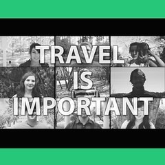 travel is important