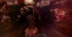 Step Right Up.. (Neypa) Tags: sl journey kajira