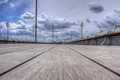pier | torquay (John FotoHouse) Tags: color colour coast pier flickr fuji devon torquay hdr johndolan torbay 2016 dolan photomatix leedsflickrgroup johnfotohouse copyrightjdolan fujifilmx100s