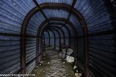 buckets (The Urban Adventure) Tags: dark underground kent nikon war buried military wwii tunnel ww2 dover lowepro torgoen hougham deepshelter d7200