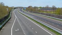 A30 Lunteren-1 (European Roads) Tags: netherlands motorway ede freeway nl a30 autosnelweg barneveld lunteren