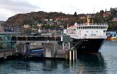 MV Isle of Mull in Oban (Russardo) Tags: ferry scotland mac cal oban mull isle calmac mv caledonian macbrayne