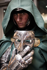 ECCC Doctor Doom-10 (LJinto) Tags: city costume comic cosplay doctor doom emerald con eccc