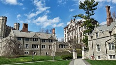 Princeton University (Tim Loesch) Tags: newjersey nj blueskies mercercounty princetonuniversity