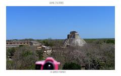 Uxmal (BE'N 59) Tags: yucatan mexique pyramide uxmal