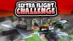 Elytra Flight Challenge II Map 1.9.2/1.9 (doikhongnhumo) Tags: game 3d minecraft