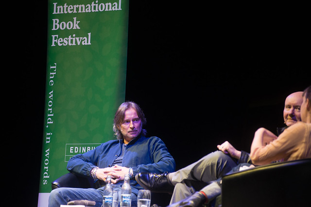 Irvine Welsh & Robert Carlyle chaired by Hannah McGil