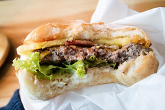 Bebu  (Norio.NAKAYAMA) Tags: japan lunch tokyo cafe hamburger   bebu  toranomon       toranomonhills  andaztokyo