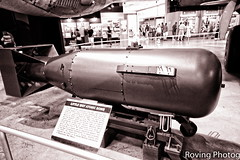 Little Boy Atomic Bomb (robtm2010) Tags: ohio usa japan museum canon war pacific aircraft military wwii planes bomb littleboy atomicbomb t3i nationalmuseumoftheunitedstatesairforce datyon