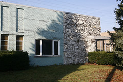 Re-Do-It Corp. - Broadview (Landmarks Illinois) Tags: brick stone commerce exterior trade broadview proviso