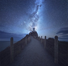 Milky Way Over Nugget Point (Jimmy McIntyre - Editor HDR One Magazine) Tags: newzealand astro astrophotography nz milkyway rayapro