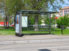 Waken bus stop (d.martins89) Tags: bus tram strasbourg transports estrasburgo cts