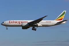 ET-ANO 120420161 (Tristar1011) Tags: boeing bru etano ebbr brusselsairport 777200lr ethiopianairlines theriftvalley