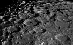 Lunar South Pole Region (Ted Dobosz) Tags: moon south ace pole craters aca lunar barlow celestron basler impacts c11 3x losmandy moretus 1920155um