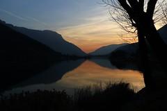 Lago di Endine (raffaele pagani) Tags: italy lake canon lago italia lombardia lombardy northitaly norditalia provinciadibergamo lagodiendine italiasettentrionale lakeendine