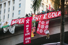 #SOSCOUPINBRAZIL (Luciano Marra) Tags: cut worker sos capitalism pt politic coup golpe helpus gansgters dilmaroussef