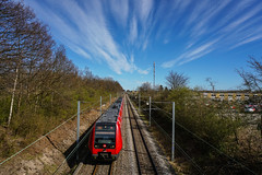Sunny Ballerup ( (Terry Tsang)) Tags: copenhagen denmark railway strain stog ballerup