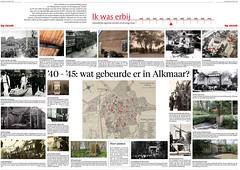 Wat gebeurde er tijdens WO2 in Alkmaar (Regionaal Archief Alkmaar) Tags: alkmaar wo2 tweedewereldoorlog