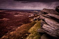 Back Tor, Derwent Moors (JJFET) Tags: back district peak tor moorland