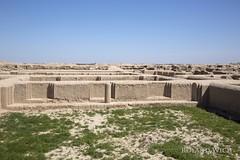 Gonur Tepe (Rolandito.) Tags: site archaeological turkmenistan tepe gonur