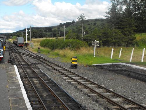 Bala Lake Railway - Aug. 2009