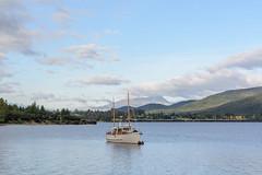 Lake Te Anau (Jan van_Dijk) Tags: newzealand lake boat meer nz southisland teanau nieuwzeeland
