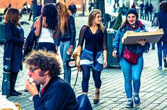 Bruxelles vit - Brussels is alive (saigneurdeguerre) Tags: brussels station europa europe belgium belgique gare central belgi bruxelles terrorist ponte terrorism bourse brssel brussel belgica bruxelas centrale belgien aponte terrorisme terroriste sncb antonioponte ponteantonio