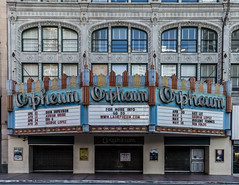 Los Angeles   |   Orpheum Theater (JB_1984) Tags: california ca usa facade marquee la losangeles downtown unitedstates theatre broadway socal southerncalifornia cityofangels beauxarts moviepalace downtownlosangeles losangelescounty orpheumtheater