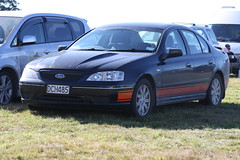 DCH 485 (ambodavenz) Tags: new ford car south canterbury zealand falcon gt sprint bf rangitata