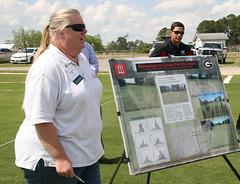 Amanda Webb 2 (UGA College of Ag & Environmental Sciences - OCCS) Tags: conference uga schwartz turf pardue