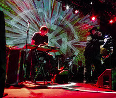 Hawkwind, The Machine Stops Tour 2016 (www.fstop22.info) Tags: lighting colour rock musicians effects lights live band hawkwind projections