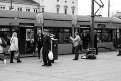 people (brendagiannello) Tags: blackandwhite stilllife architecture croatia zagreb oldwomen inlove flickrlove urbanlife lanscapes urbanstreet urbanstyle
